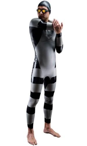 shark deterrent wetsuit for men